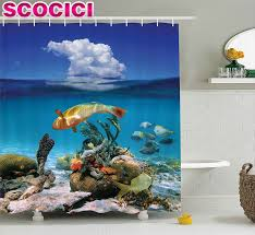 Bathroom Fish Decor Online Get Cheap Exotic Bathroom Aliexpresscom Alibaba Group