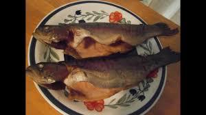 simple brine to smoke delight smoked trout recipe