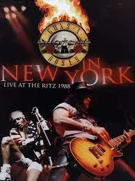 Guns N Roses - Live In New York [DVD ...