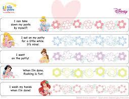 Free Printable Potty Charts Disney Princess Potty Training Chart Potty Training Concepts