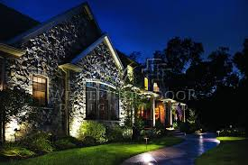 exterior led landscape lighting with low voltage outdoor gallery 1 western and 2 kichler led lights on 1000x667 1000x667px