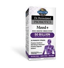 garden of life dr formulated probiotics mood