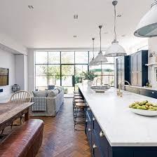 Small Picture Top 25 best Long kitchen ideas on Pinterest Modern kitchen