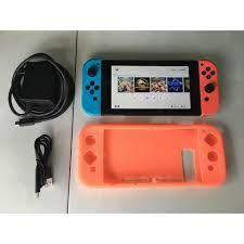 Máy game Nintendo Switch Gray joycon (ĐÃ HACK)