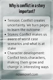 external and internal conflict definitions examples and tips  why is internal conflict important in fiction