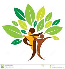 Family Tree Stock Vector Illustration Of Black Husband 32278977