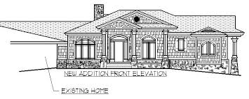 Architectural House Drawing Architecture House Drawing