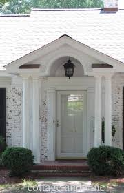 white front door with glass. Incredible Design Ideas For Front Porch Decoration Your House : Fantastic White Door With Glass