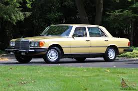Mercedes-Benz 450 SEL, 41,658 Original Miles, 3 Owners from New
