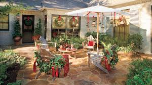 Image Porch Dont Forget Outdoor Furniture Christmas Decorating Ideas Outdoor Furniture Southern Living 100 Fresh Christmas Decorating Ideas Southern Living
