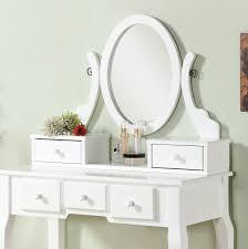 decorative bathroom mirror. Unique Amazon Roundhill Furniture Ashley Wood Make Up Vanity Table And Elegant Toilet Mirror Tag Decorative Bathroom