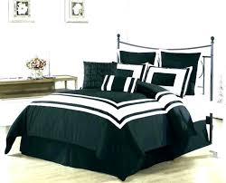 black and white queen size bedding sets bed sheets friday teal comforter set bedrooms gorgeous q