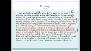 Examples Of Introduction Paragraph To An Essay Writing Essays And