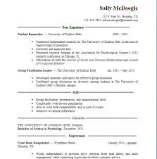 Download What Should Go On A Resume