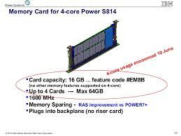 power8 hardware technical deep dive workshop 20