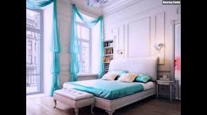 Herrliche Schlafzimmer Designs Bett Bettbank Grün Weiß Youtube