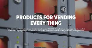 Autocrib Vending Machine New AutoCrib Increase Stock Control Reduce Inventory By 48%