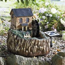 Replacement Water Feature Pump With Light Offshoot Clifford James Garden Decoration Ornament Solar Water
