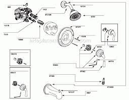 single handle kitchen faucet parts
