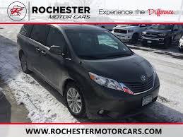 2014 Toyota Sienna XLE Rear DVD Entertainment SE Rochester MN 5893031