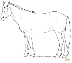 Horses Coloring Pages Free Coloring Pages Coloring Pages For Kids