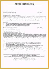 Marvelous Resume Opening Statement For Your Inspiration In 2019