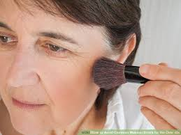 image led avoid mon makeup errors for the over 40s step 7