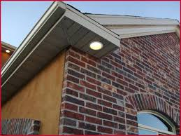 exterior soffit lighting. Outdoor Soffit Lighting Outlet A Awesome Installation Exterior Tutorial Recessed .