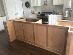 white oak cabinets gone wrong