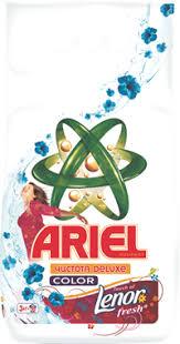 <b>Стиральный порошок ARIEL</b> Ленор эффект Воздушная свежесть ...