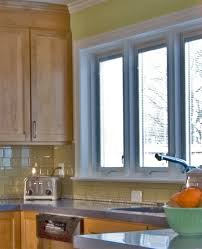 Double Hung Windows With Blinds Between The Glass