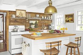 Kitchen island ideas Wood Country Living Magazine 55 Best Kitchen Island Ideas Stylish Designs For Kitchen Islands