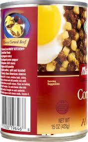 American Homestyle Kitchen Mary Kitchen Homestyle Corned Beef Hash 15 Oz Can Walmartcom