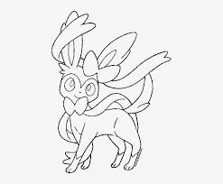 Eeveelution Drawing Sylveon Graphic Library Download Pokemon