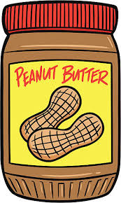peanut butter clipart. Perfect Clipart Peanut Butter Vector Art Illustration Throughout Clipart