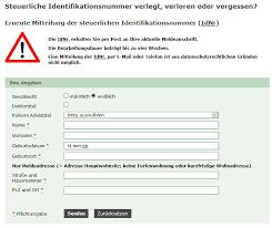 Die angeforderte url wurde auf diesem server nicht gefunden. Steuernummer Beantragen Online Beim Finanzamt Anfordern