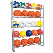 ball rack. wall ball rack - thumbnail 1