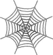 蜘蛛の巣の無料イラスト フリーイラスト素材集 ジャパクリップ
