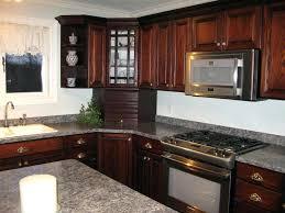 dark stained kitchen cabinets. Modren Dark Stained Kitchen Cabinets Dark  With Wood Floors With Dark Stained Kitchen Cabinets