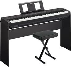 Concert Grand Piano With Upholstered Bench40040Concert Piano Bench