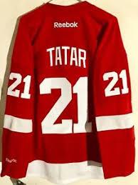 Reebok Nhl Jersey Size Chart Details About Reebok Premier Nhl Jersey Detroit Redwings Tomas Tatar Red Sz 2x