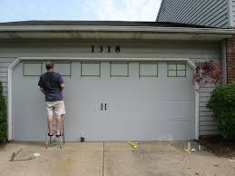 garage door ideasgarage door repair tread track garage doors with regard to how to
