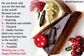 Inspirational Birthday Quotes Mesmerizing Do You Know Why You Are Birthday Wishes For Dad