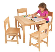 lighting fabulous kids wooden table and chairs 8 chair set wood elegant childrens in dining give