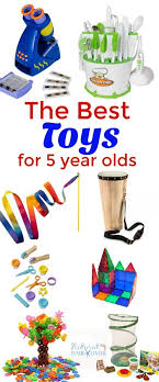 Montessori Gifts for 5 Year Olds The Best Toys - Natural Beach Living