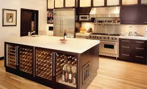 Sensational Design Ideas Kitchen Island With Wine Rack Designs Here S A Buil