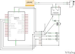 raspberry pi controlled irrigation system 12 steps pictures raspberry pi irrigation system schem diode png