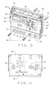 patent us6315211 hardwired or battery powered digital thermostat patent drawing