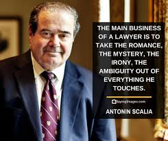 Scalia Quotes Delectable Antonin Scalia's Less Controversial Quotes SayingImages