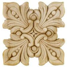 wooden appliques for furniture. large serrated square wood applique wooden appliques for furniture o